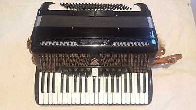Piano Accordion - Scandalli (Made in Italy)