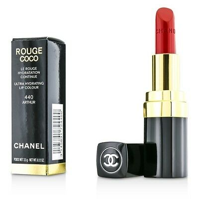 Chanel Rouge Coco Ultra Hydrating Lip Colour 440 Arthur - New