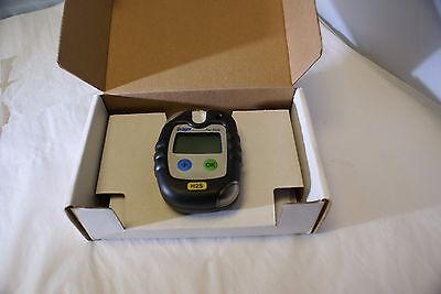 Drager Pac 3500 Personal Hydrogen Sulfide Gas Detector/Monitor, New In Box!