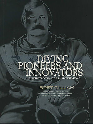 Diving helmet vintage scuba pioneers book