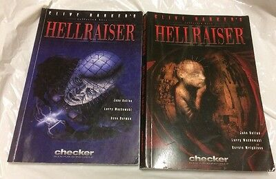 Clive Barker's Hellraiser - Collected Best Vol 2 & 3 (Rare)