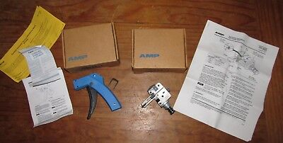 TYCO AMP TE Connectivity Handle Assembly 58074-1 & 2mm Head Assembly 58372-1 NIB