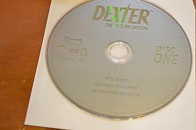 Dexter Second Season 2 Disc 1 Replacement DVD Disc Only 47-86