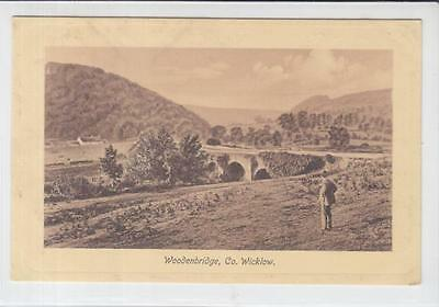 AK Wicklow, Woodenbridge, 1925