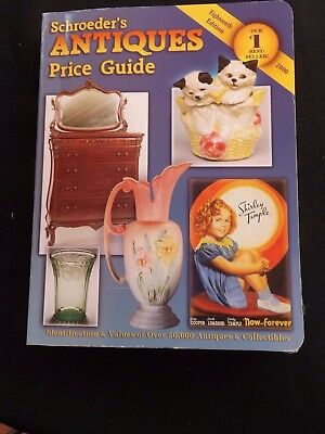 Schroeder`s Antiques Price Guide 18Th Edition  Cc 2000