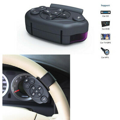 Universal Wireless Car Steering Wheel Button Remote Control For Stereo DVD VCD