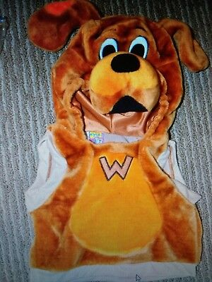 Disney Wiggles Wags the dog toddler 3-4T Halloween costume dress up