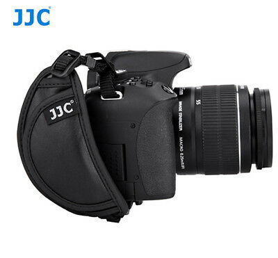 JJC HS-A Genuine Leather Hand Strap Grip for Nikon D7500 D7200 D5600 D5500 D3400