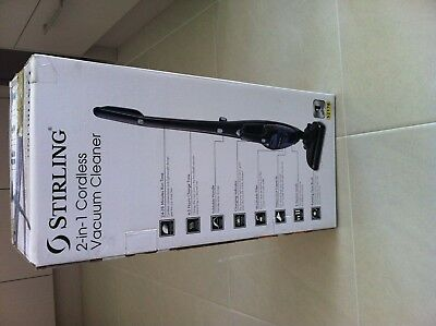 Sterling Cordless Vacuum Cleaner
