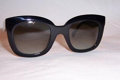 95d9a7167fdd NEW CELINE SUNGLASSES Cl 41385/F/S 807-N6 Black/Gray Authentic ...