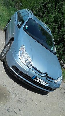 citroen C5 break 2.0L hdi (138cv din)CT ok du 25/07/2017