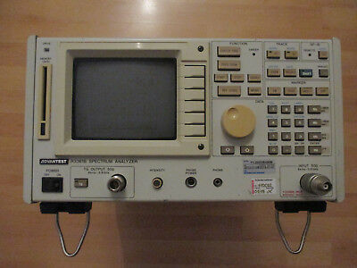 Advantest R 3361B Spectrum Analyzer bis 3,6 Ghz mit Tracking Generator