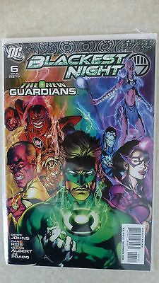 """Blackest Night"" New Guardians - 2010"