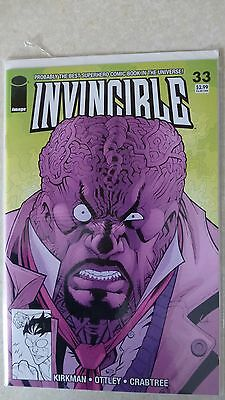 "Invincible Issue 33 ""First Print"" 2006 - Kirkman, Ottley"