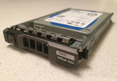 Dell 800GB SAS 6 Gbps SSD - DP/N: DPF1J Model:LB806M