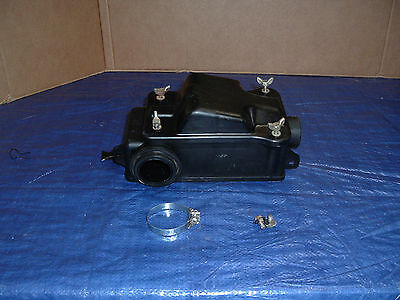 Honda ATC/ & 85/86 TRX 125 Air Box assembly With Filter & Hardware Complete #2