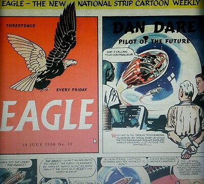 EAGLE COMICS RETRO VINTAGE COMICS ON DVD (Disc 1)