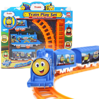 Tomas Train Handcrafted Electric Engine Set Boy Kids Educational Toys XMAS Gifts
