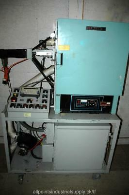 Blue M ESP-400C-5 Mechanical Convection Oven Tensile Testing 38-260C SC752 Drive