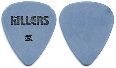 The Killers Dave Keuning authentic 2005 Hot Fuss concert tour stage Guitar Pick