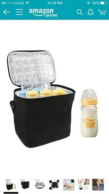 Breast Milk Baby Bottle Cooler Bag