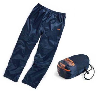 Scruffs Pac away Waterproof  over trousers Navy