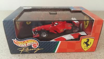 FERRARI F399 1999, MICHAEL SCHUMACHER, HOT WHEELS 1/43 miniature