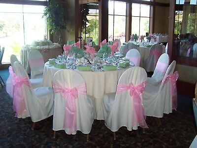 Chair covers to rent for weddings, parties, special occasions