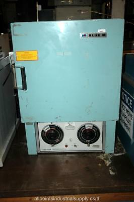 Blue M OV-472A-2 Mechanical Convection Oven 120V 1Ph 38-260C - Works Well
