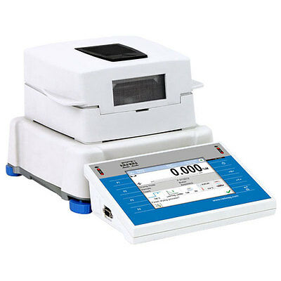 NEW ! RADWAG PM 60.3Y Moisture Balance / Analyzer, 60g x 0.1mg, 2 Yr Warranty
