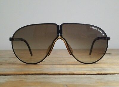 "vintage PORSCHE DESIGN 5622 - ""SCARFACE""  very rare sunglasses Original 80's"