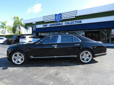 2012 Bentley Mulsanne 4dr Sedan 2012 Bentley Mulsanne Sedan