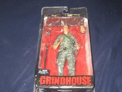 Neca Planet Terror Grind House Quentin Tarantino 2007 Action Figure