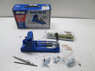Kreg K4 Pocket-Hole System $99.00 VALUE; 465-62C