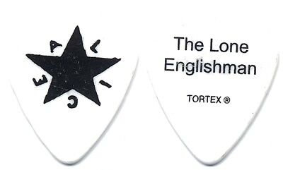 Alice in Chains authentic 2010 tour The Lone Englishman custom stage Guitar Pick