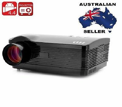"Quad Core Android 4.4 Projector ""DroidBeam II"" - 1.5GHz Quad Core CPU AUS SELLER"