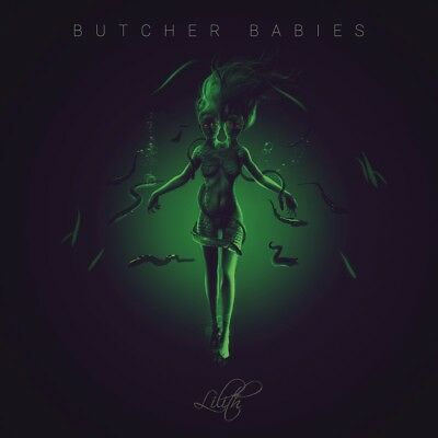 Butcher Babies - Lilith   Cd New+