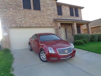 2010 Cadillac CTS Luxury pkg. AWD 3.0L CTS Sedan Luxury AWD 3.0L , 51K MILES, GREAT MECHANICAL CONDITION, NO RESERVE!