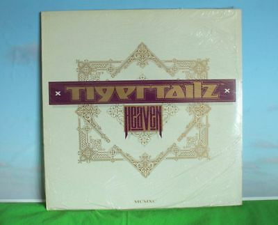 """Tigertailz Heaven 12"""" 3 Track Sealed 12Kut 137 Music For Nations"""