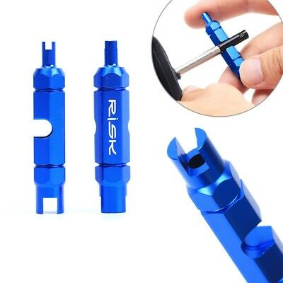 Chic Valve Core Remover Functional Bike Wheel Repair Tool For Presta Schrader