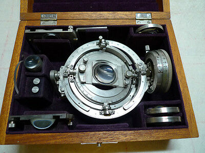 5-Axis Universal Stage (UT5) by Ernst Leitz