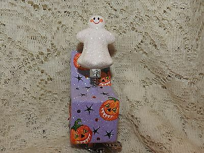 Patricia Breen Jeweled Halloween Jolly Surprise Ghost