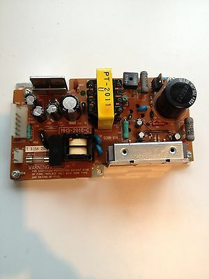 Canon Pc80 Microfilm Microfiche Circuit Board Power Supply