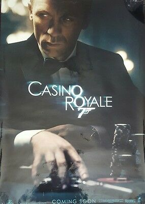 Casino Royale 1 Sheet