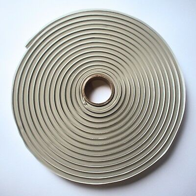 High Performance Butyl Sealant Mastic Tape - 8Mm X 6 Meters Length - Grey