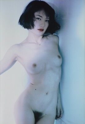 Nobuyoshi Araki Limited Ed. Photo Print 34x50 Novel Photography Nude Girl Woman
