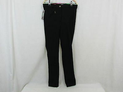 Sherwood Forest Yield Jodhpurs - Childrens Size 28 - Black - Bnwt -Horse Riding