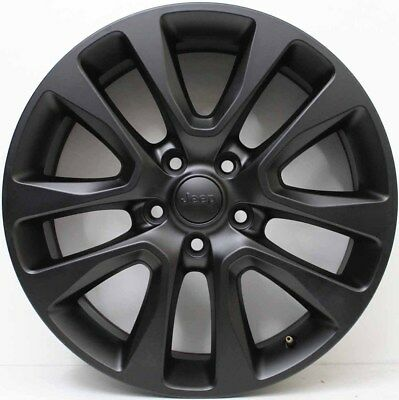 20 inch Genuine JEEP GRAND CHEROKEE LIMITED  2017 Model  alloy Wheels