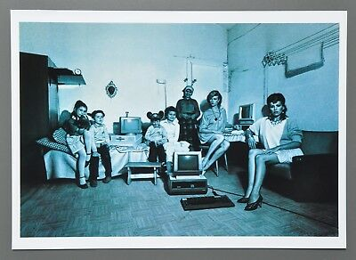 Gottfried Helnwein Kunstdruck Art Print 44x31 Turkish Family Türkenfamilie 1988
