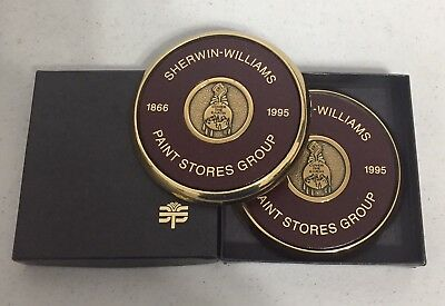 Sherwin Williams Paint Stores 1866 - 1995 Promotional Promo Giveaway Advertising